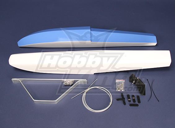 Flotar kit para adaptarse a 0,25 Clase Aeronaves