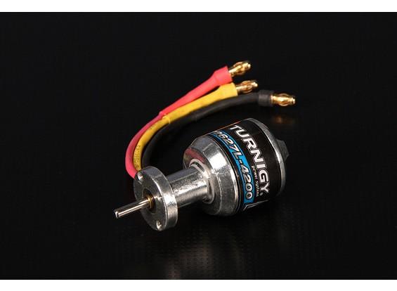 4200kv Turnigy P2627L EDF Outrunner de 55 / 64mm