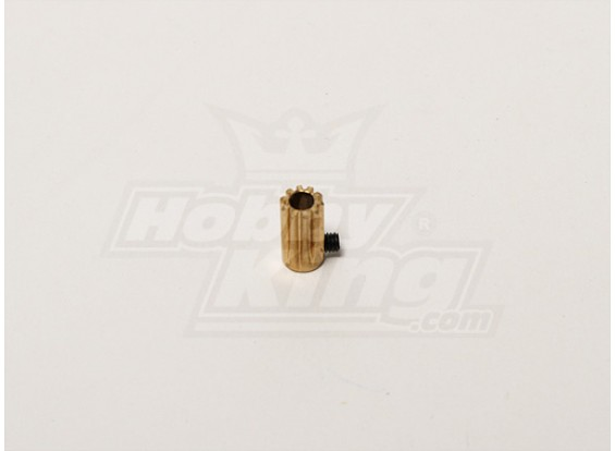 Piñón 3.17mm / 10T 0,5 M (1 unidad)