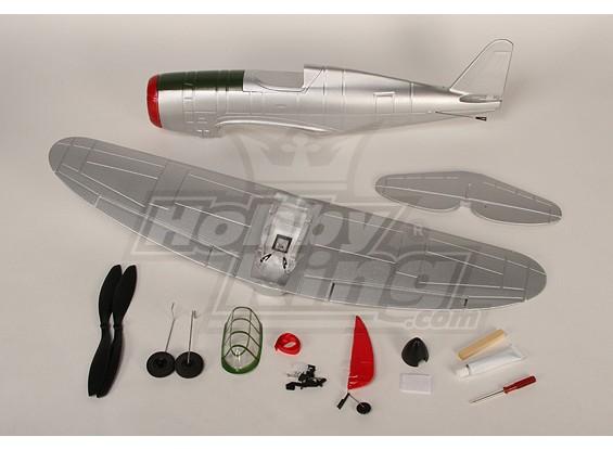Kit P-47 de combate de Thunder ARF