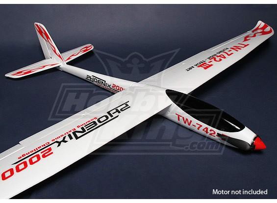 Phoenix 2000 OEP compuesta R / C Glider (ARF)