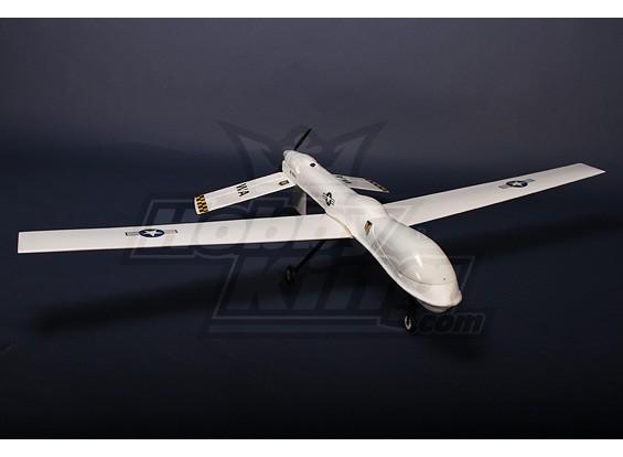 UAV Predator en avión espía Plug-n-Fly (versión cepillado)