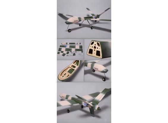 UAV Predator 74in avión espía ARF