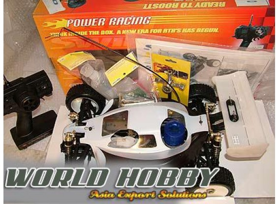 PRP Swift 1/8 Nitro Buggy RTR