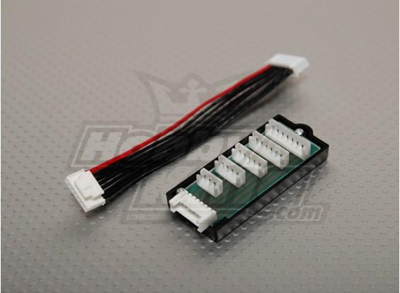 la conversión del enchufe adaptador EH Junta W / Quattro 4x6s cargador
