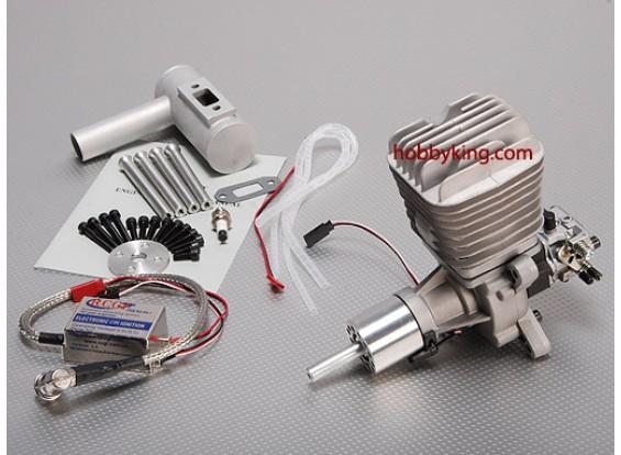 RCG 50cc motor de gas 5.2HP / 7500rpm