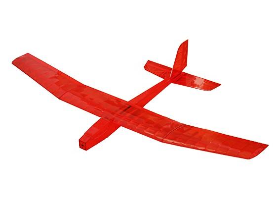 Rojo cisne Corte láser Balsa 1250mm Kit (Kit)