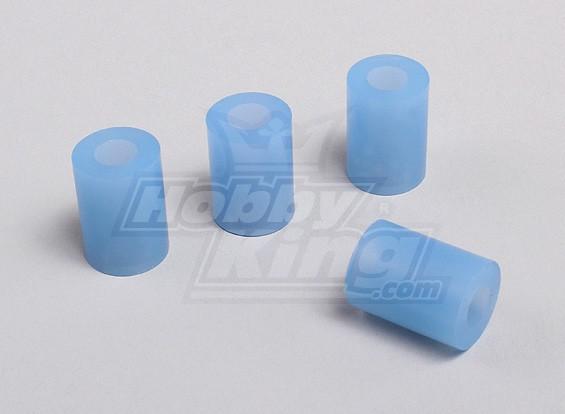 Ronda Heli Landing Pad - 7 mm (azul transparente)