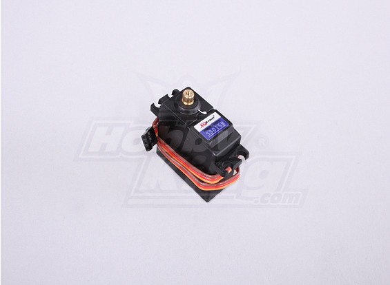 RS260-63003 caso del servo del motor (13KG Metal Gear) (1Ponga / Bolsa)