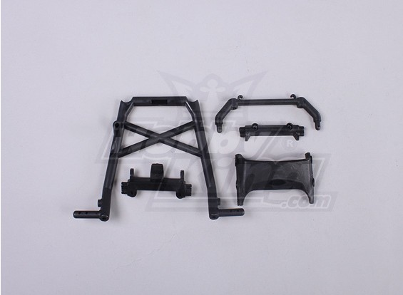 Centro Roll Bar Set - Baja 260 y 260s (1Ponga / Bolsa)