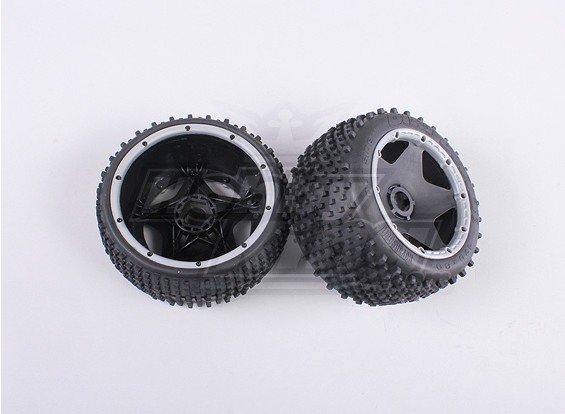RS260-85023-1 trasero fuera de la carretera juego de ruedas (1Ponga / Bolsa)
