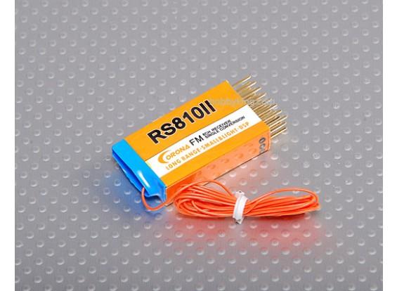 Corona 8Ch individual Conv. Rx de 35MHz (sin cristal)