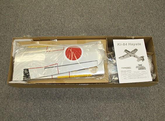 SCRATCH / DENT - HobbyKing Ki-84 Hayate Warbird Compuesto 1140mm (ARF)