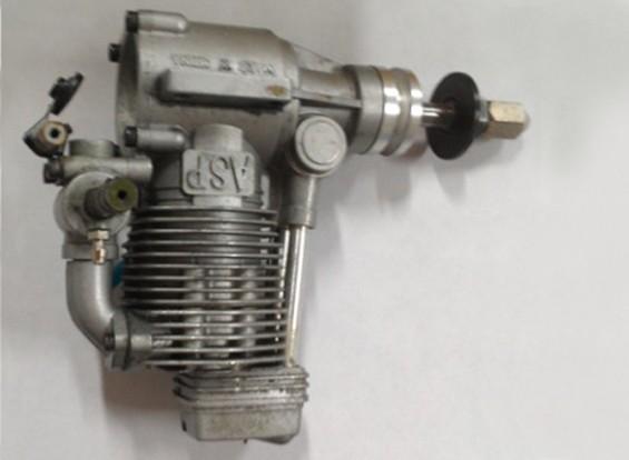 SCRATCH / DENT - ASP FS91AR de cuatro tiempos del motor Glow
