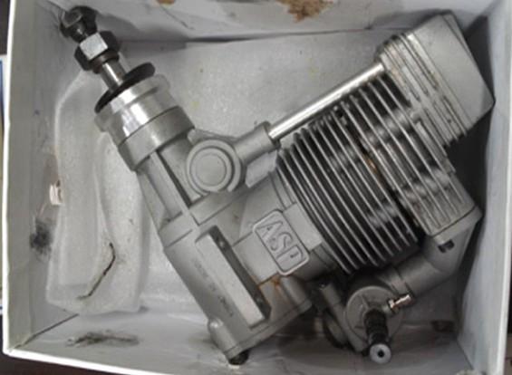 SCRATCH / DENT - ASP FS120AR de cuatro tiempos del motor Glow