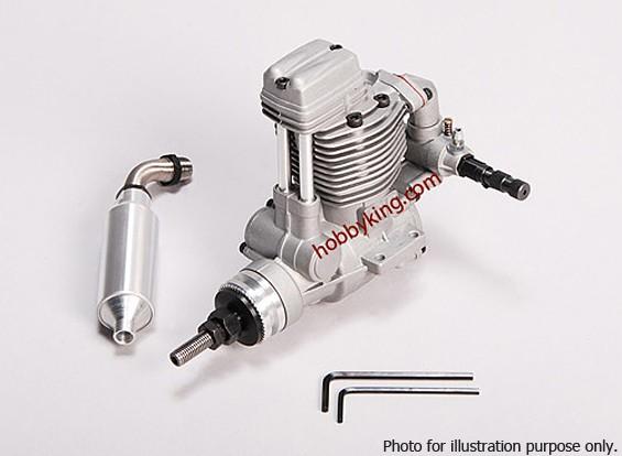 SCRATCH / DENT - ASP FS61AR de cuatro tiempos del motor Glow
