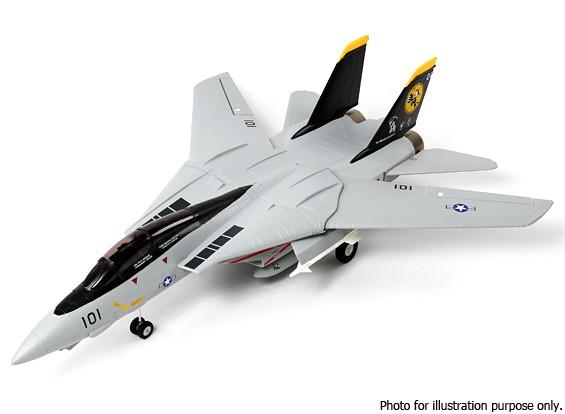 SCRATCH / DENT - F-14 Tomcat Doble conductos del ventilador OEP 1000 mm (PNF)