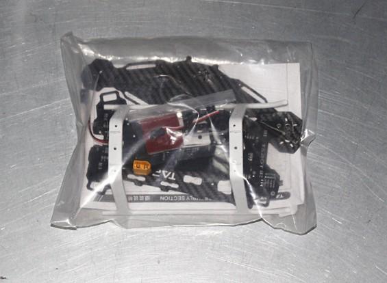 SCRATCH / DENT - Tarot 250mm Mini través de la máquina de Quadcopter con PCB