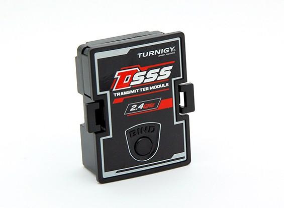 SCRATCH / DENT - Turnigy DSSS 2,4 GHz Módulo Transmisor Para 9XR / 9XR Pro (configuración JR)