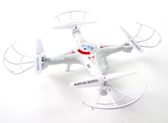 SCRATCH / DENT - K-300 6-Axis Quad helicóptero con sistema de iluminación LED (RTF)
