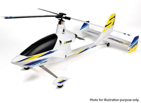 SCRATCH / DENT - HobbyKing ™ Super-G Autogiro EPO 1080mm (PNF)