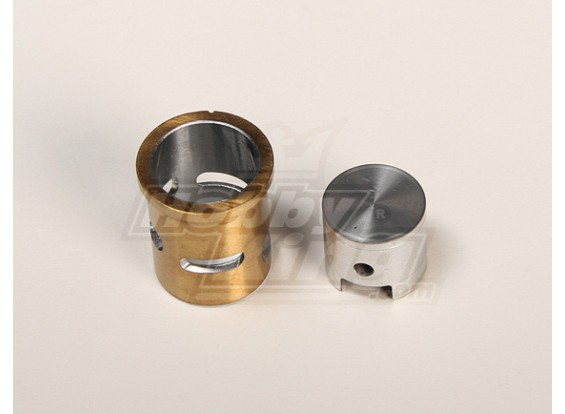 ASP S46M - cilindro de pistón Conjunto