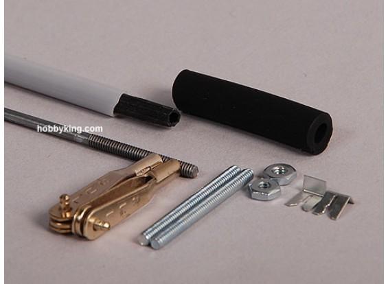 Sullivan Gold-N-Rod 36 pulgadas / 91 cm de precisión 4-40
