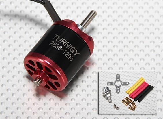 Turnigy2836 1200KV sin escobillas Outrunner
