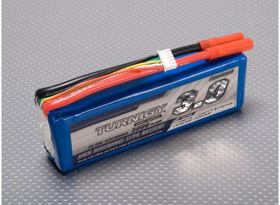 Lipo 20C Paquete Turnigy 3000mAh 4S