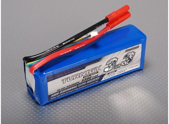 Turnigy 3300mAh Lipo 5S Paquete 30C