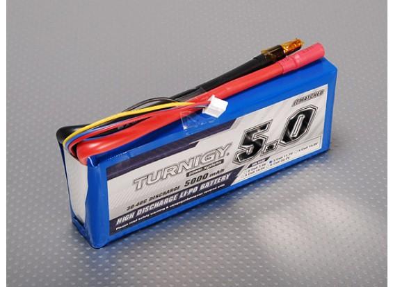 Turnigy 5000mAh 3S Lipo 30C Paquete