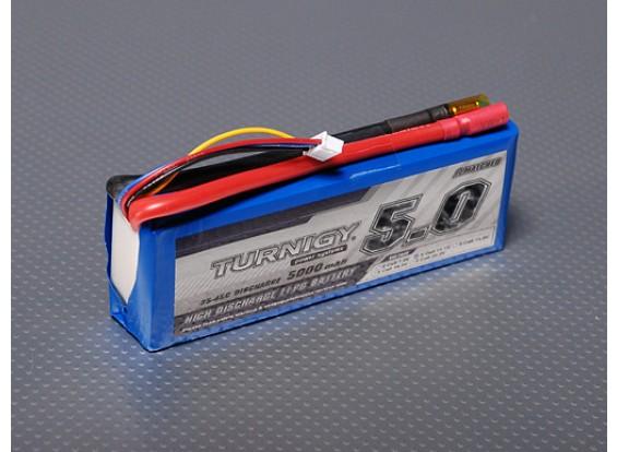 Turnigy 5000mAh 3S Lipo 35C Paquete