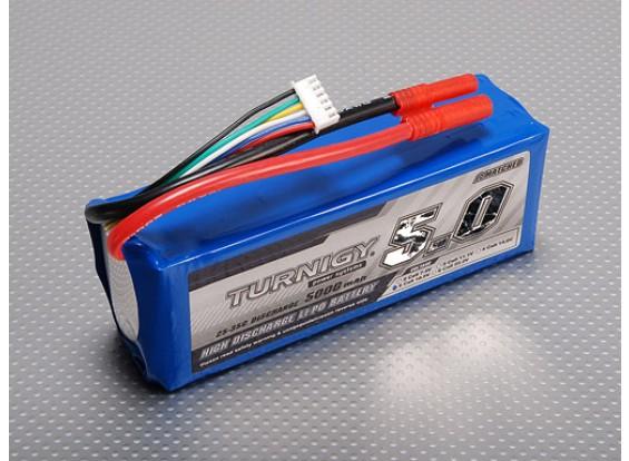 Turnigy 5000mAh Lipo 5S Paquete 25C