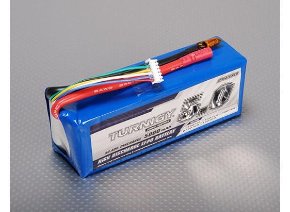 Turnigy 5000mAh Lipo 5S Paquete 30C