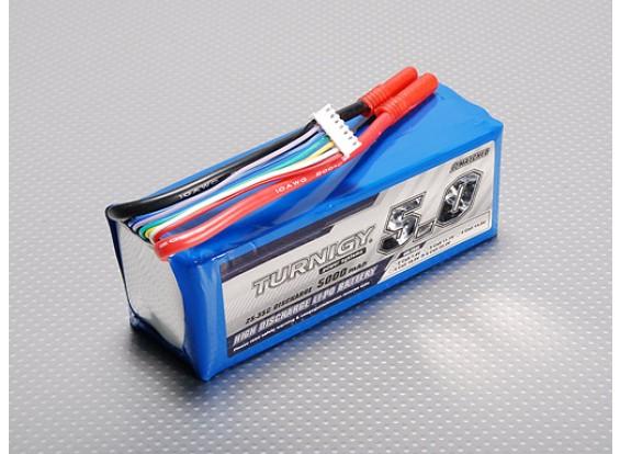 Turnigy 5000mAh 6S Lipo 25C Paquete