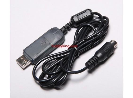 Cable USB manía Rey 2.4Ghz Tx 6Ch