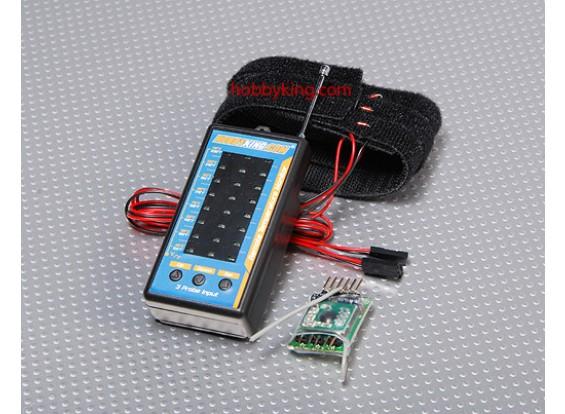 Rastreador de temperatura inalámbrico (104 ~ 230F)