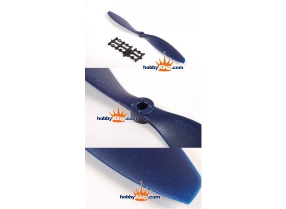 TGY Slow Fly Prop 12 * 6SF w / adaptadores de eje
