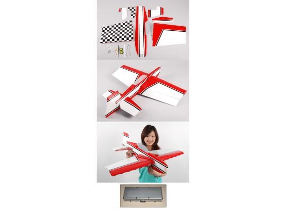 TM extra 260 EP perfil ARF w / caja del metal
