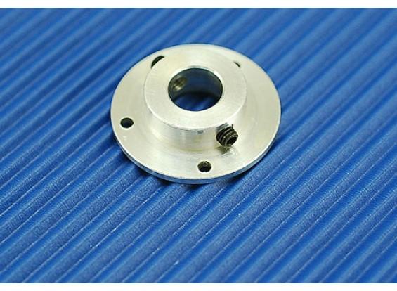 Introduzca el eje de 8 mm para el motor de Towerpro y 24g
