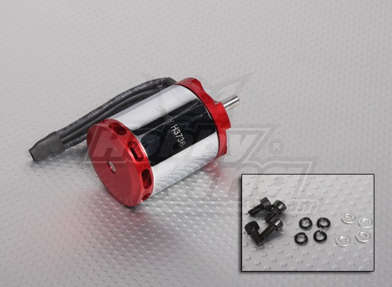 Turnigy 600 H3736 sin escobillas outrunner 1000kV (600 Clase Heli)