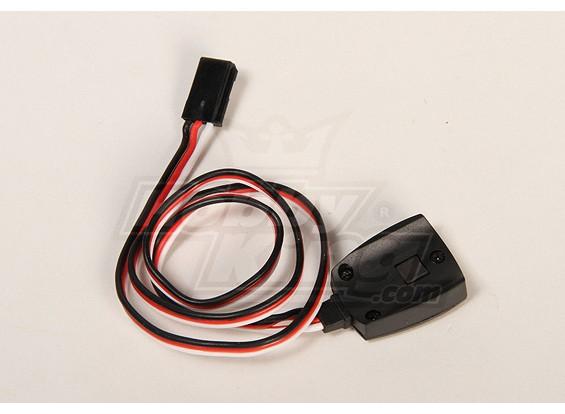 Sensor de temperatura w / conector Futaba