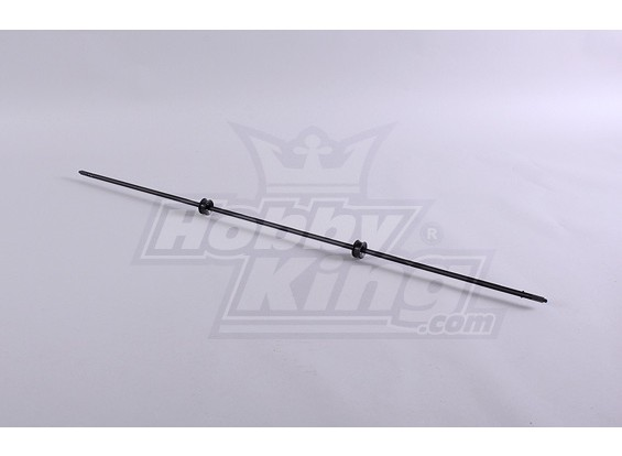 TZ-V2-.90 TT - Tail Drive Shaft