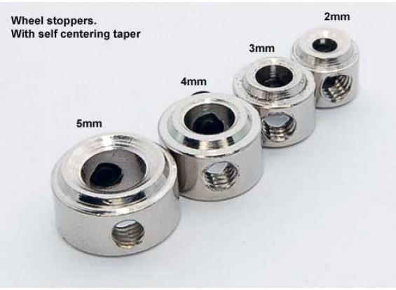 Aterrizaje 8x3.1mm la rueda de engranaje tapón