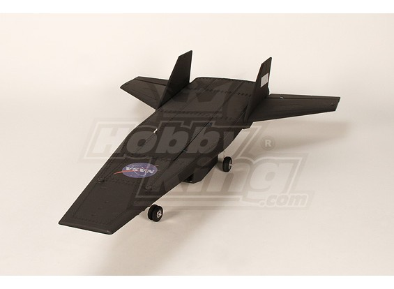 X43A Scramjet w / sin escobillas EDF Plug-n-Fly