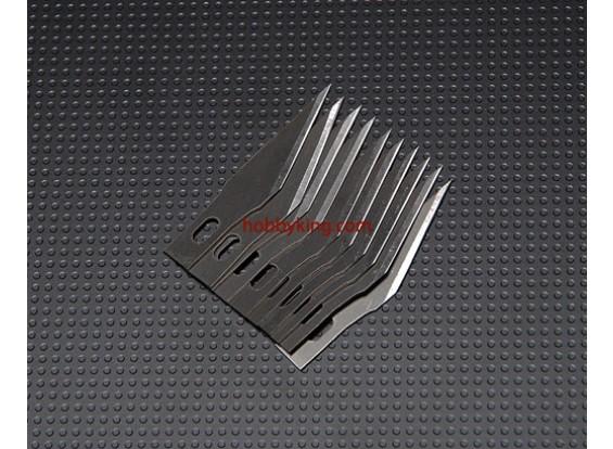 X-Hoja de recambio SK-5 hojas de acero (10pcs / Set)