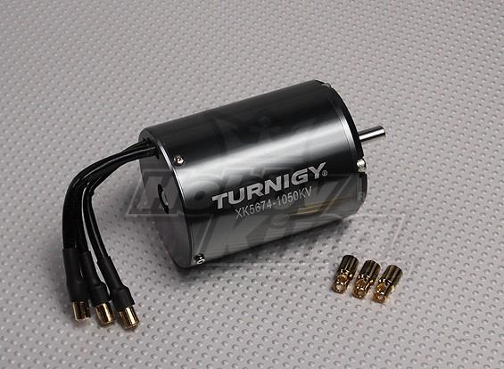 XK5674-1050KV sin escobillas Inrunner