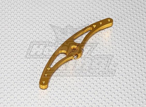 CNC doble de la aleación brazo de Servo X-Long (HITEC)