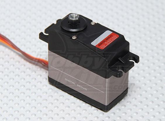 Hobbyking S4016D sin núcleo de titanio Digital Gear Servo (HV) 56g / 0.12s / 17.5kg