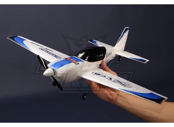 Micro Xtra-300 2.4Ghz Avión w / encuadernado 2.4Ghz - Y - Fly